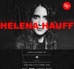 HELENA HAUFF CDMX